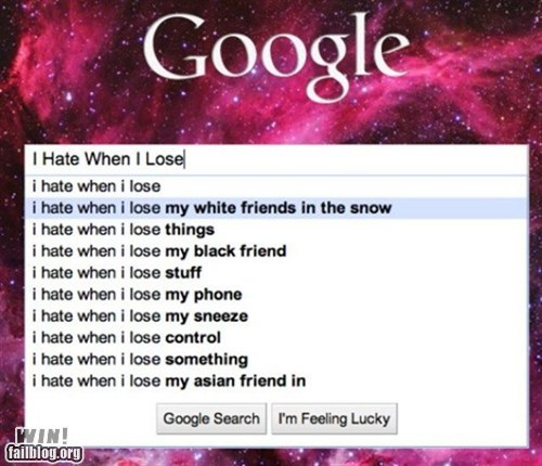 autocomplete google true facts weird what white people - 5819025920