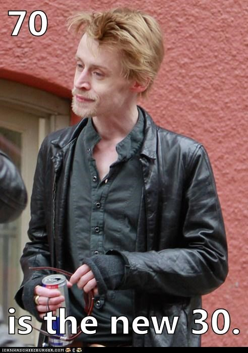 actor,celeb,eww,funny,macaulay culkin