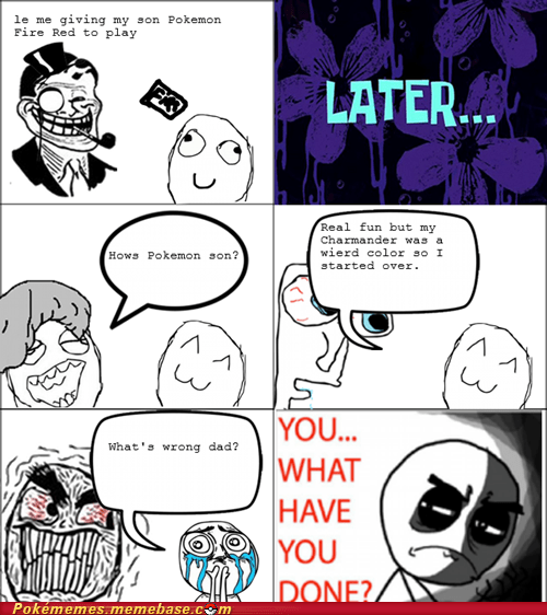 kids,rage comic,Rage Comics,shiny,what have you done
