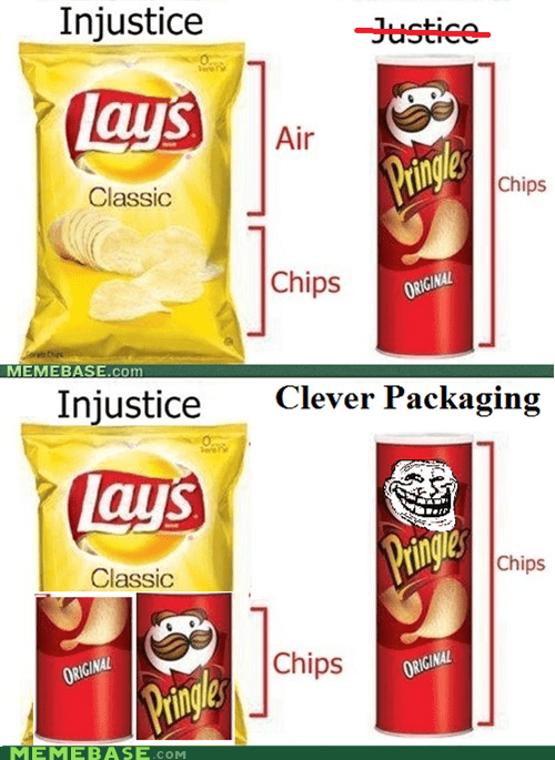 air bag chips package troll face - 5820242944