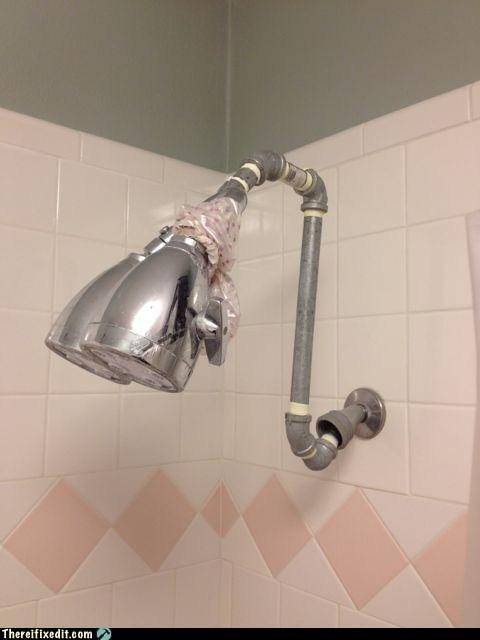 plumbing shower wtf - 5821507840