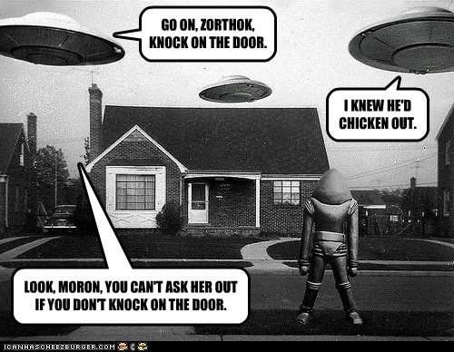 Aliens funny Photo wtf - 5821558016