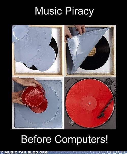 piracy pirating vinyl - 5822512128