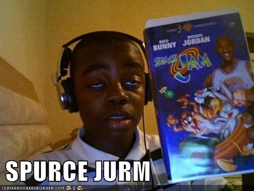 derp michael jordan Movie space jam - 5824139776