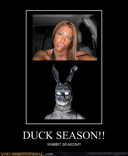 duck,eww,hilarious,rabbit