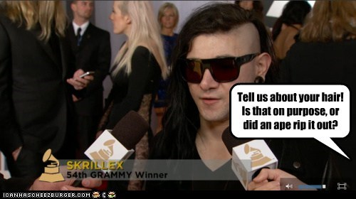 Grammys skrillex - 5829082624