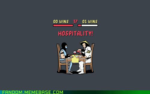 Fan Art fatality Mortal Kombat video games - 5829154048