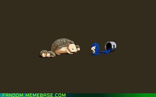 Fan Art paint sonic the hedgehog video games - 5829168128