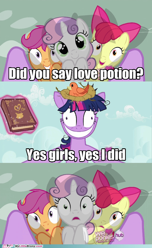 cmc comic comics crazy twilight love potion - 5829401344