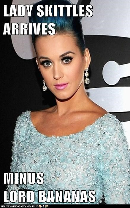 fashion grammy awards Grammys katy perry skittles - 5829419520