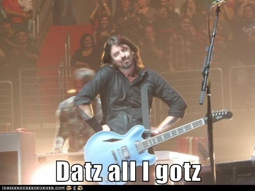 Dave Grohl grammy awards Grammys Hall of Fame live music performance silly thats-all - 5829935872