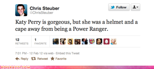 grammy awards Grammys Hall of Fame katy perry look alikes power rangers tweets twitter - 5830013696