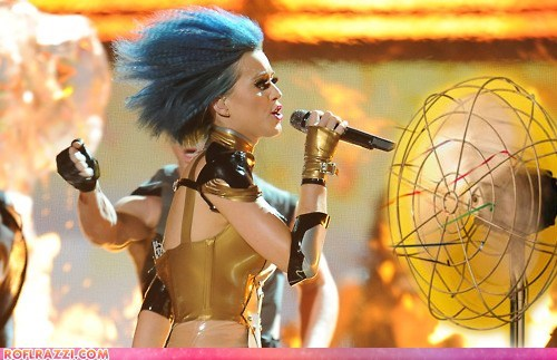 fan fans grammy awards Grammys hair katy perry - 5830121728