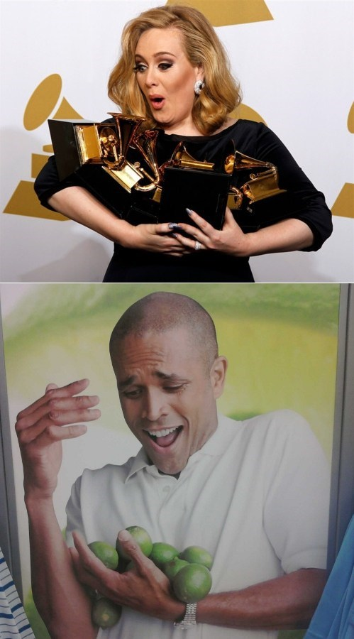adele Grammys Limes Guy - 5830714112
