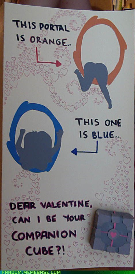 Fan Art Portal Valentines day video games - 5831289088