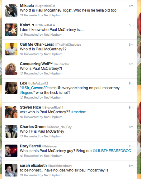 is-it-2012-yet RIP Society Who is Paul McCartney - 5831774208
