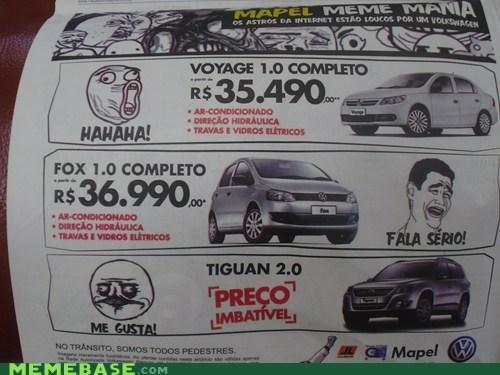 ads cars newspaper Spain The Internet IRL - 5832544768