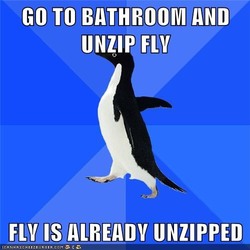 bathroom fly nathans-hot-dog-eating-c socially awkward penguin xyzpdq zipper - 5832613376