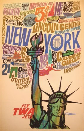 getaways,new york city,north america,retro travel,united states,vintage travel