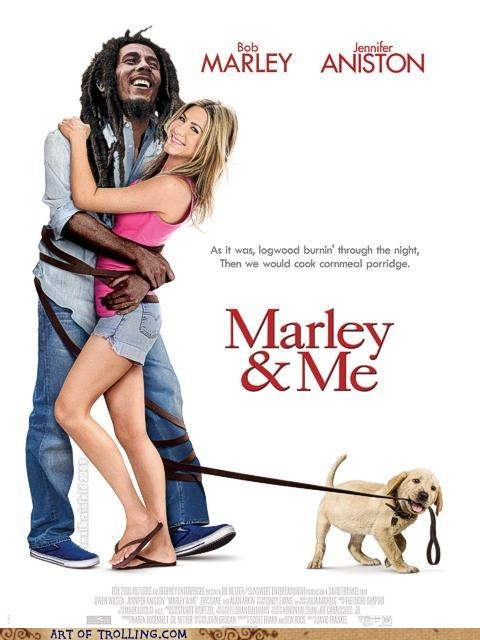 bob marley marley and me movies