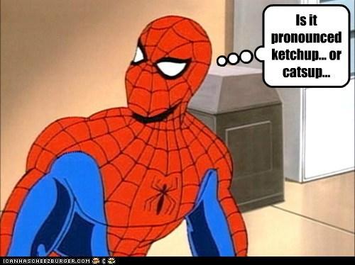 Pronunciation Spider-Man Super-Lols - 5833974272