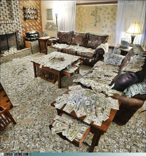 cash,gift,living room,money,Valentines day