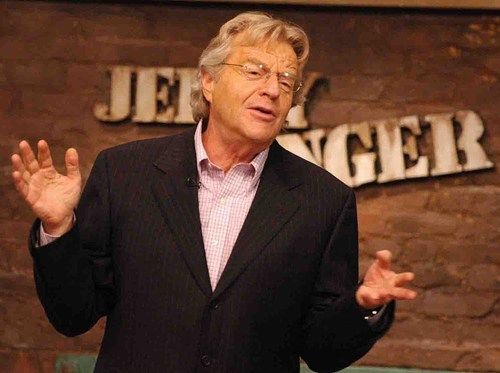 celeb Happy Birthday of the Day jerry springer the jerry springer show - 5834132480
