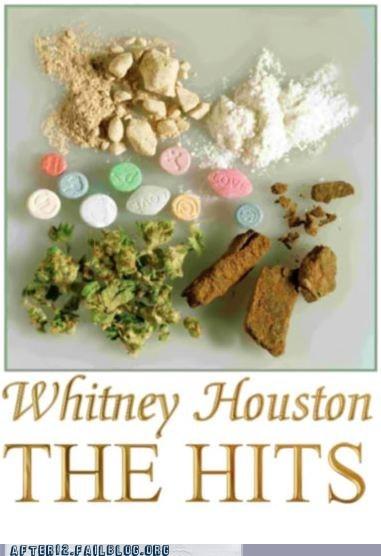 drugs hits too soon whitney houston - 5834331904