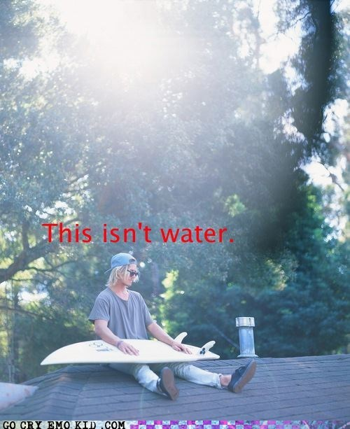 hipster photography hipsterlulz surfing water - 5834446592
