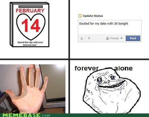 best of week fap hand jill Rage Comics Valentines day - 5834507264