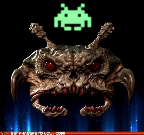 alien interpretation nightmare fuel realistic scary space invaders
