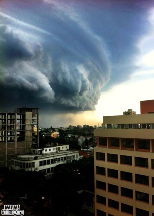 apocalypse,Brother Nature FTW,clouds,Damn Nature U Scary,mother nature ftw,scary