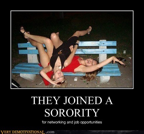 business decisions,hilarious,Sexy Ladies,sorority