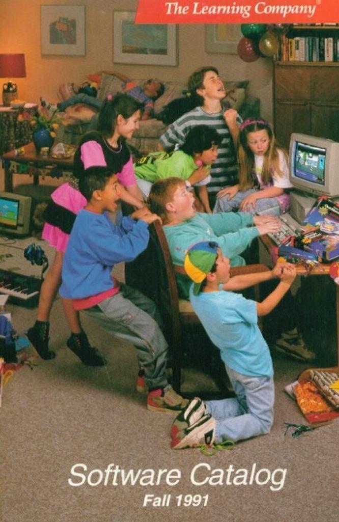 tecnologia 80s