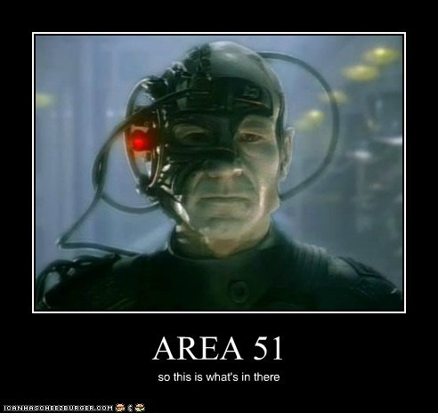 AREA 51 so this is what's in there