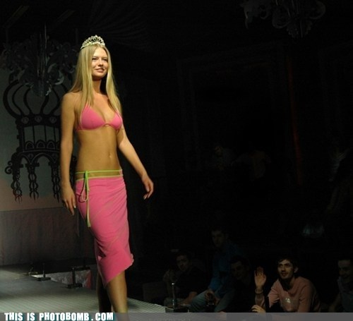 forever alone Good Times model runway wave