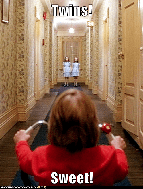 the shining creepy funny Movie - 5837491200