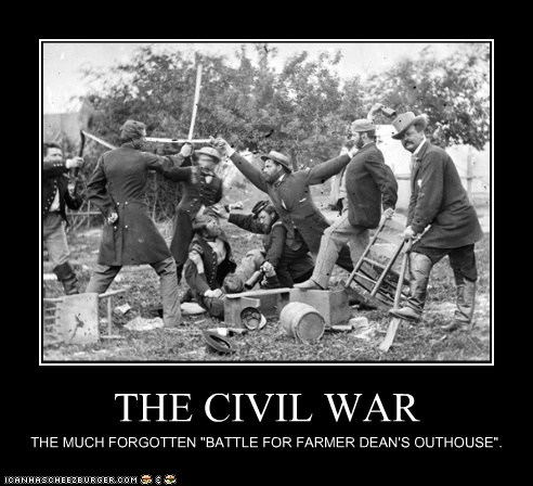 civil war demotivational funny history Photo - 5837600768