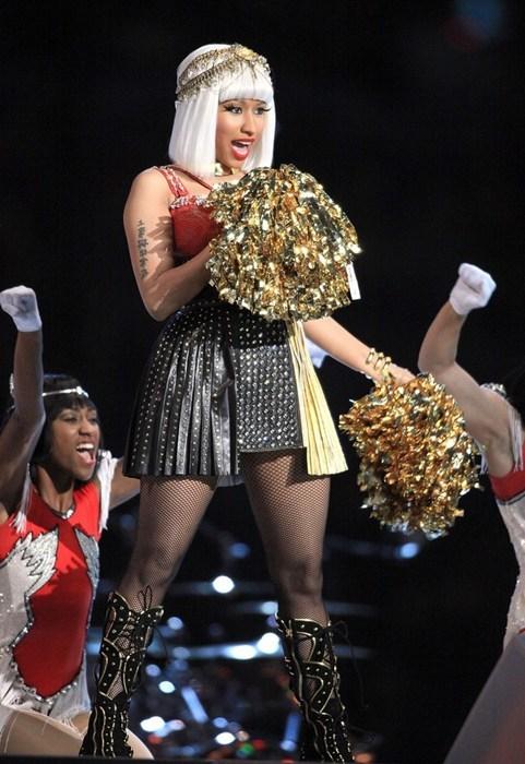 halftime show,m-i-a,Madonna,nicki minaj,Stage,super bowl