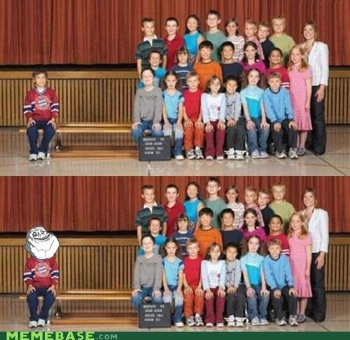 forever alone kids Sad school truancy story - 5837889792