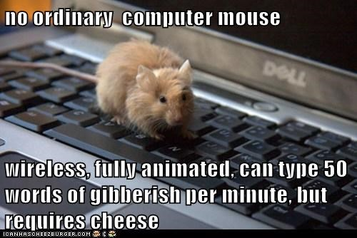 adorable computer mouse mouse - 5837989632
