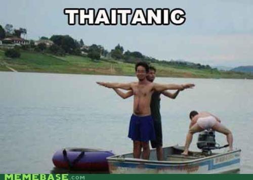 Memes,racism,rose,thailand,titanic