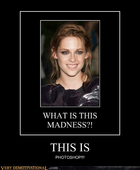 hilarious kristen stewart madness photoshop - 5838273536