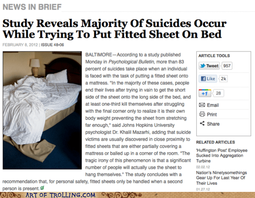 onion,sheets,suicide