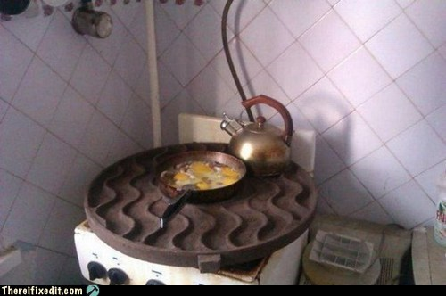 cooking kludge kitchen stove wtf