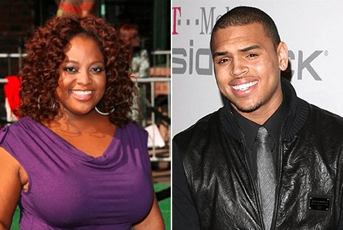 chris brown,rihanna,sherri shepherd,the view,TV