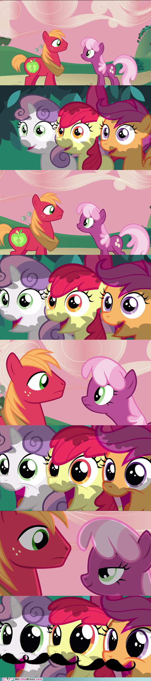 cmc comic comics hearts and hooves day Reaction CMC reaction guys - 5839013888