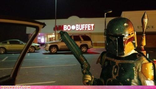 boba fett,funny,shoop,star wars