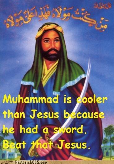 art color funny illustration muhammad religion - 5839268352