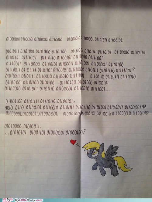 binary derpy hooves hearts and hooves day IRL valentine Valentines day - 5839388160